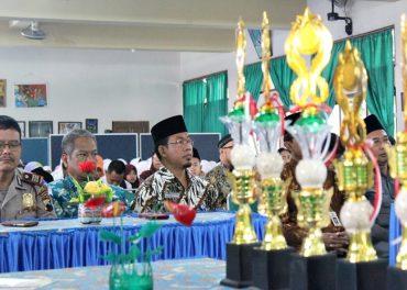 Lomba MTQ Pelajar Tahun 2018 Kecamatan Jebres 2018