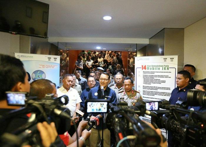 BPJS Kesehatan Perkuat Sinergi Dengan TNI dan POLRI