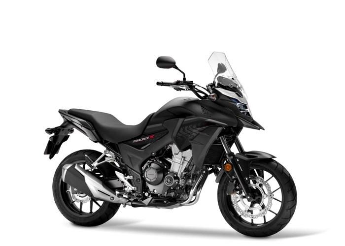Jajaran Big Bike Honda Mkin Gagah dan Sporti