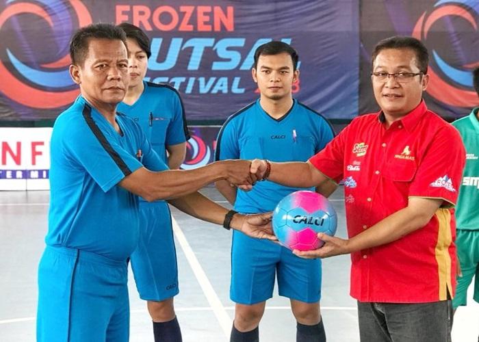 Ajang Bergengsi Frozen Futsal Festival