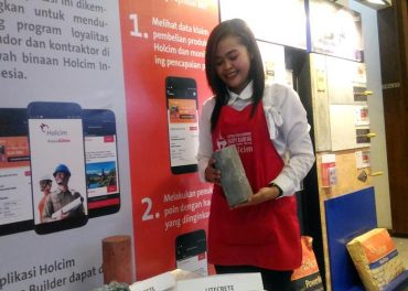 Kinerja Tahun 2017 PT Holcim Indonesia