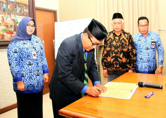 UNIBA Surakarta Tandatangani MoU dengan Kabupaten Sragen