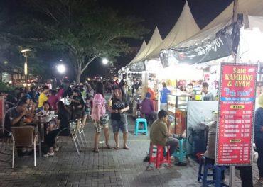 Street Food & Olahan Serba Keju di Festival Kuliner The Park Mall