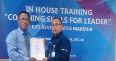 BPR Restu Klaten Makmur Optimalkan Kinerja SDM Dengan Coaching