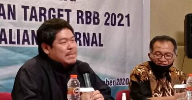 Kepala Biro Perekonomian Setda Provinsi Jateng: Fraud Terjadi Berawal Dari Perubahan Gaya Hidup