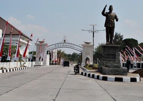 Jelang Kedatangan Jokowi di Boyolali