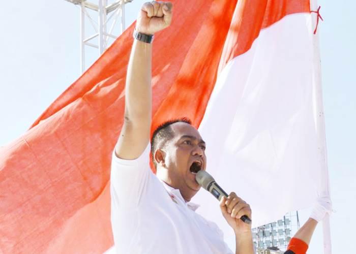 Komunitas Tempat Pemakaman Umum Siap Menangkan Jokowi–Amin