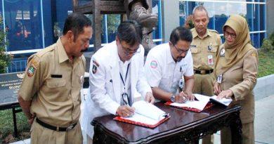 BPJS Kesehatan MoU Dengan RSUD Bung Karno Tingkatkan Pelayanan
