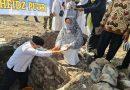 Peletakan Batu Pertama Pembangunan Ponpes Tahfidz Putri Dimulai