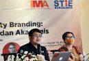 STIE Surakarta Marketing Talk City Branding