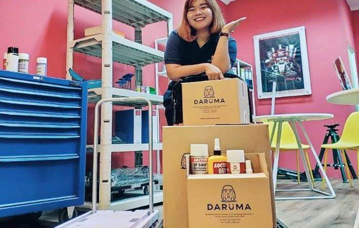 Daruma, B2B  E-commerce Fokus Layanan Penyediaan Barang Office Supplies, Tools, dan Cleaning Equipment