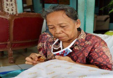 Solia Zigna Angkat Industri Lokal Kampung Batik Laweyan