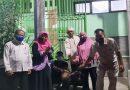 IPEMI Solo Serahkan Hewan Kurban Pada Warga Saat Pandemi
