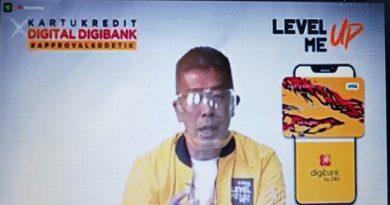 Pertama di Indonesia, digibank by DBS luncurkan Kartu Kredit Digital digibank dengan approval 60 detik