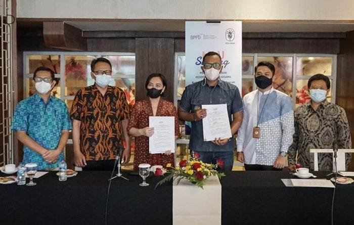 Pandemi Pendengar Radio Kian Tinggi, BPPD dan PRSSNI Solo MoU dan Perjanjian Kerjasama Dukung Percepatan Kebangkitan Sektor Pariwisata
