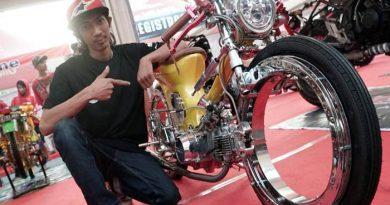 Menjawab Antusiasme Modifikator Tanah Air, Honda Modif Contest 2021 Digelar