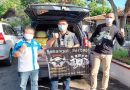 Peduli Kaum Difabel, Komunitas Honda Rebel dan Honda Big Bike Jawa Tengah Sumbang Beras