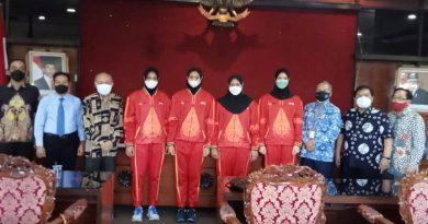 Enam Mahasiswa Unisri Perkuat Kontingen Jawa Tengah Di PON Papua